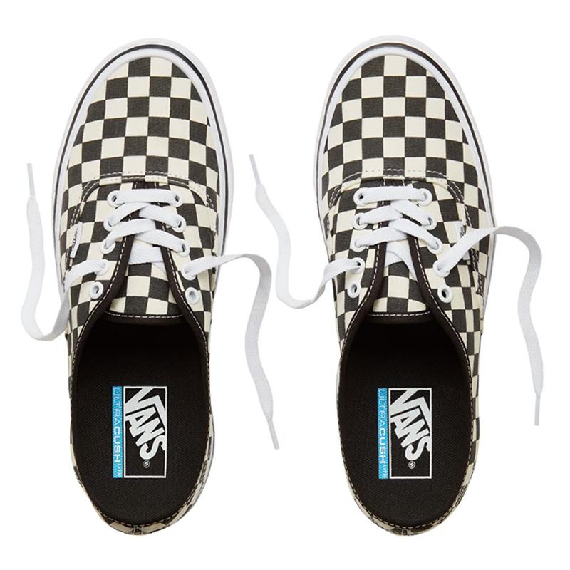 d5225ddf08c3af Vans Authentic Lite Checkerboard Black White. undefined. Loading zoom