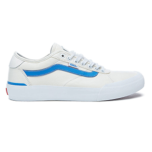 Vans Chima Pro 2 Center Court White/Victoria Blue