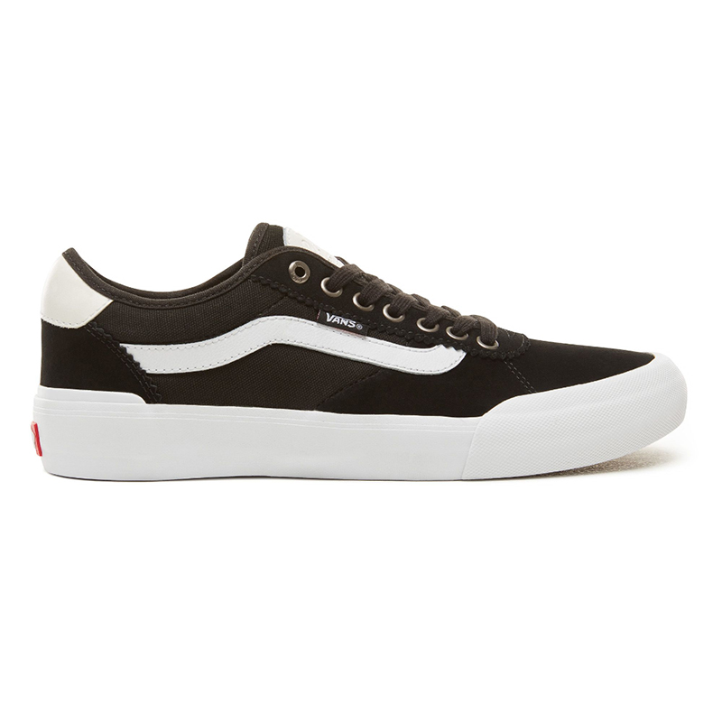 Vans Chima Pro 2 Suede/Canvas Black