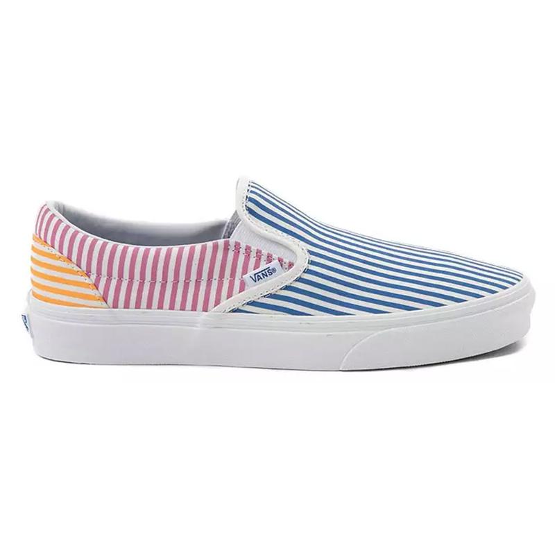 Vans Classic Slip-On Deck Club Mix Stripes