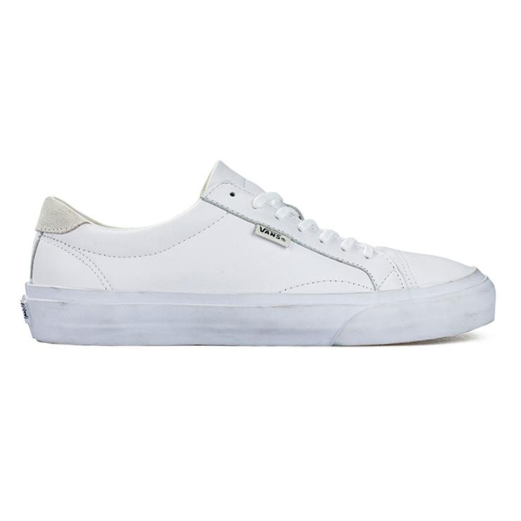 Vans Court Leather True white