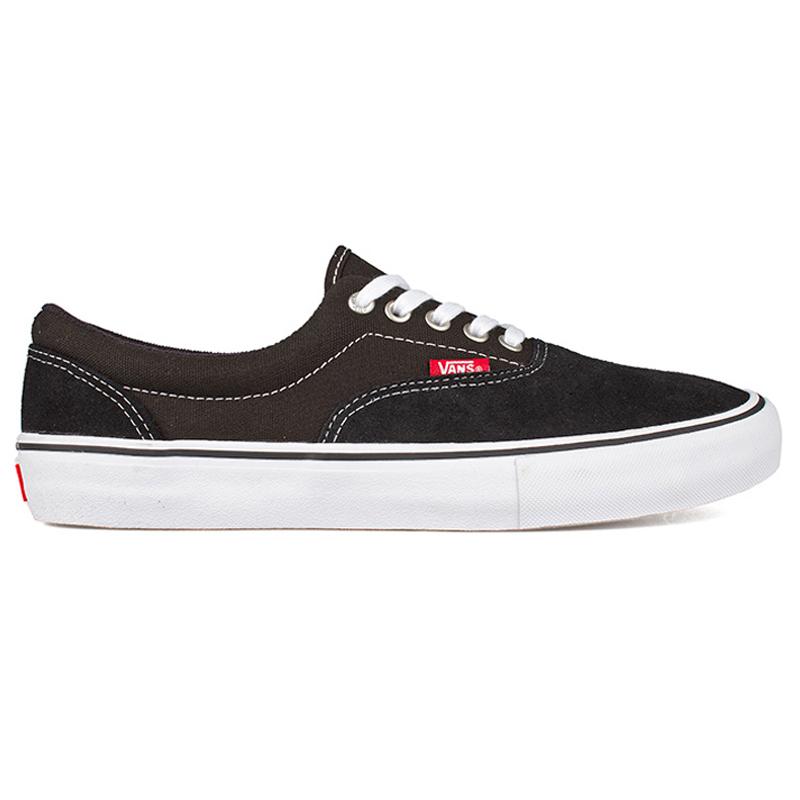 Vans Era Pro Black/White/Gum