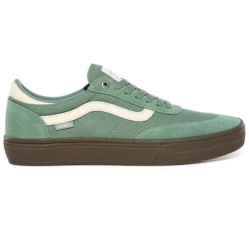 Vans Gilbert Crockett 2 Pro Dark Gum Hedge Green