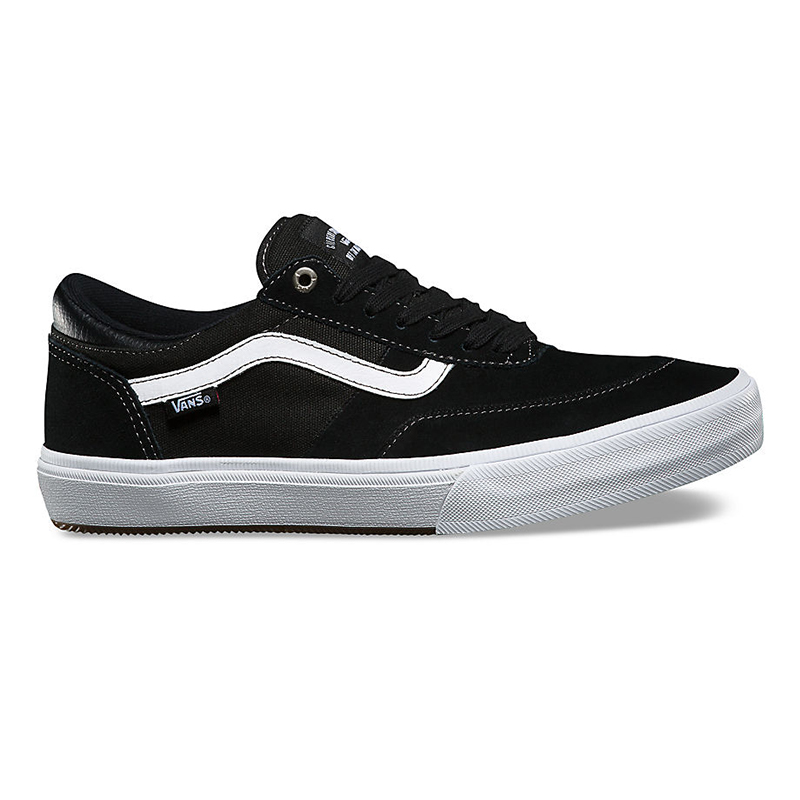 Vans Gilbert Crockett Black/White