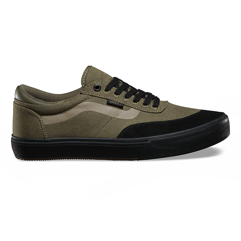 Vans Gilbert Crockett II Ivy Green/Black