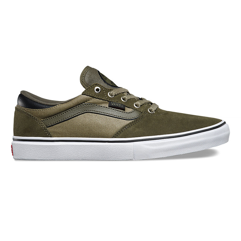 Vans Gilbert Crockett P Ivy Green/Aloe