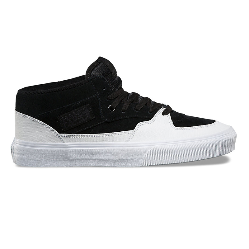 Vans Half Cab Dipped Black