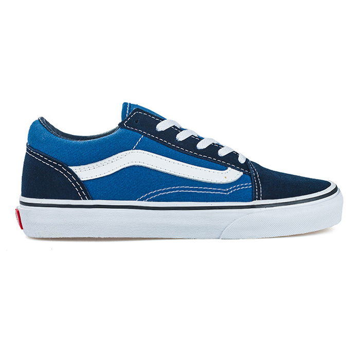 Vans Kids Old Skool Navy/True White