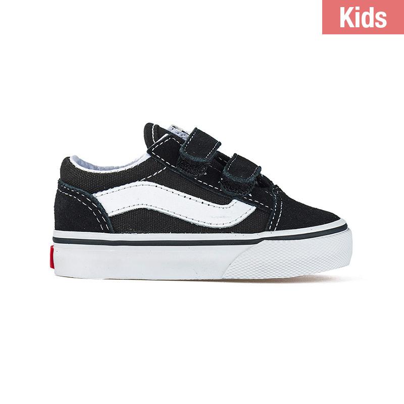 Vans Kids Old Skool V Black