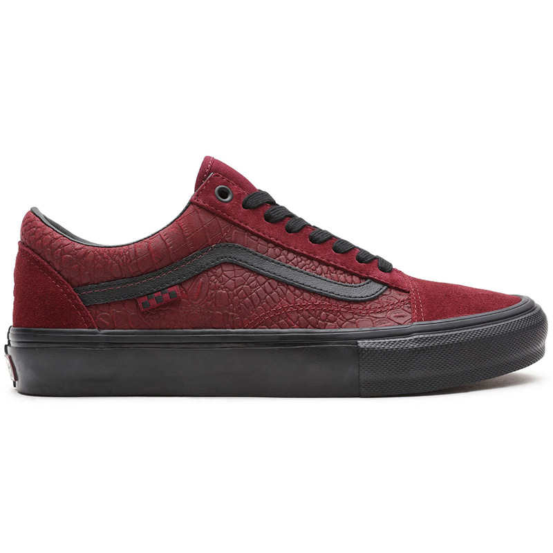 Vans Old Skool Breana Geering Port/Black