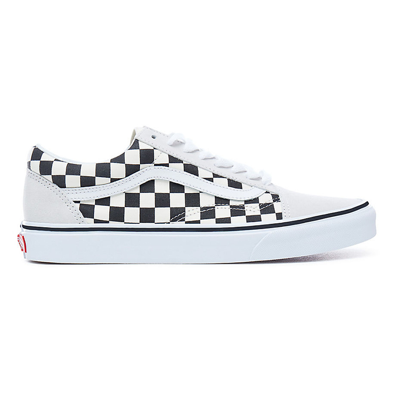 Vans Old Skool Checkerboard White/Black