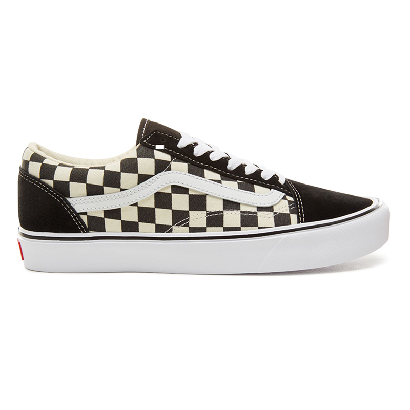 Vans Old Skool Lite Checkerboard Black/White