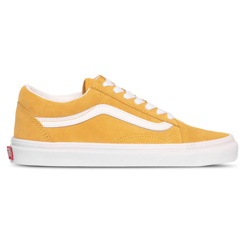 Vans Old Skool Pig Suede Go Mjt/True White