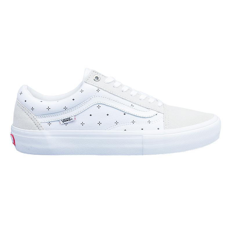 Vans Old Skool Pro Bandana White