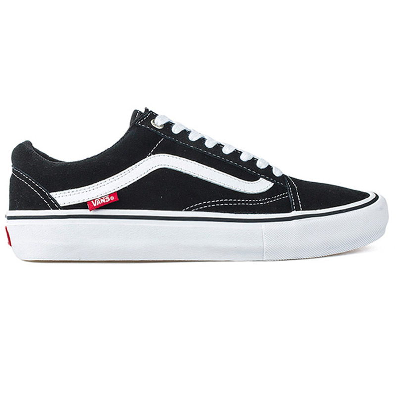 Vans Old Skool Pro Black/White/Red