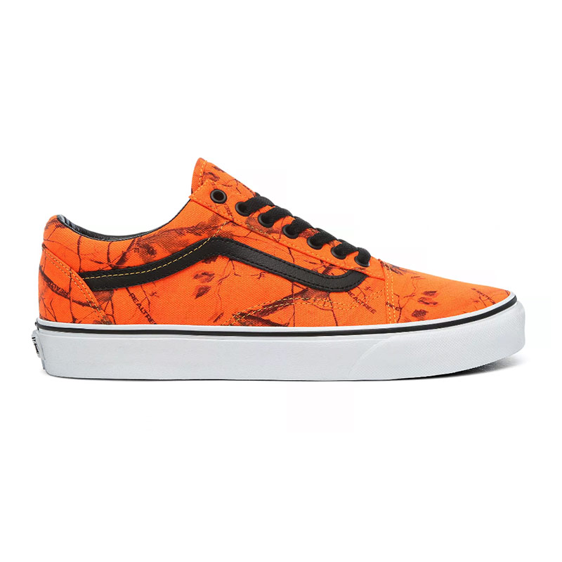 Vans Old Skool Realtree Ap Blaze Camo