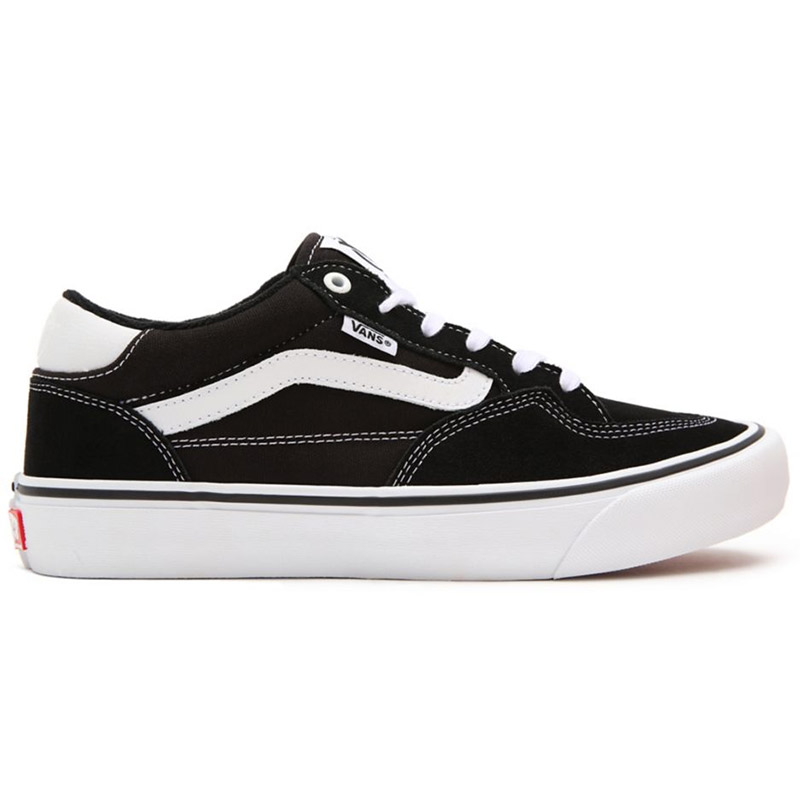 Vans Rowan Pro Black/True White
