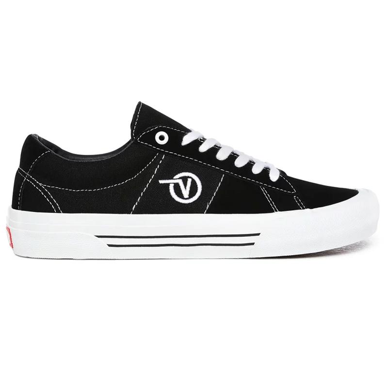 Vans Saddle Sid Pro Black/White