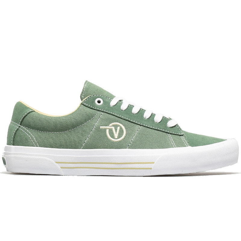 Vans Saddle Sid Pro Hedge Green