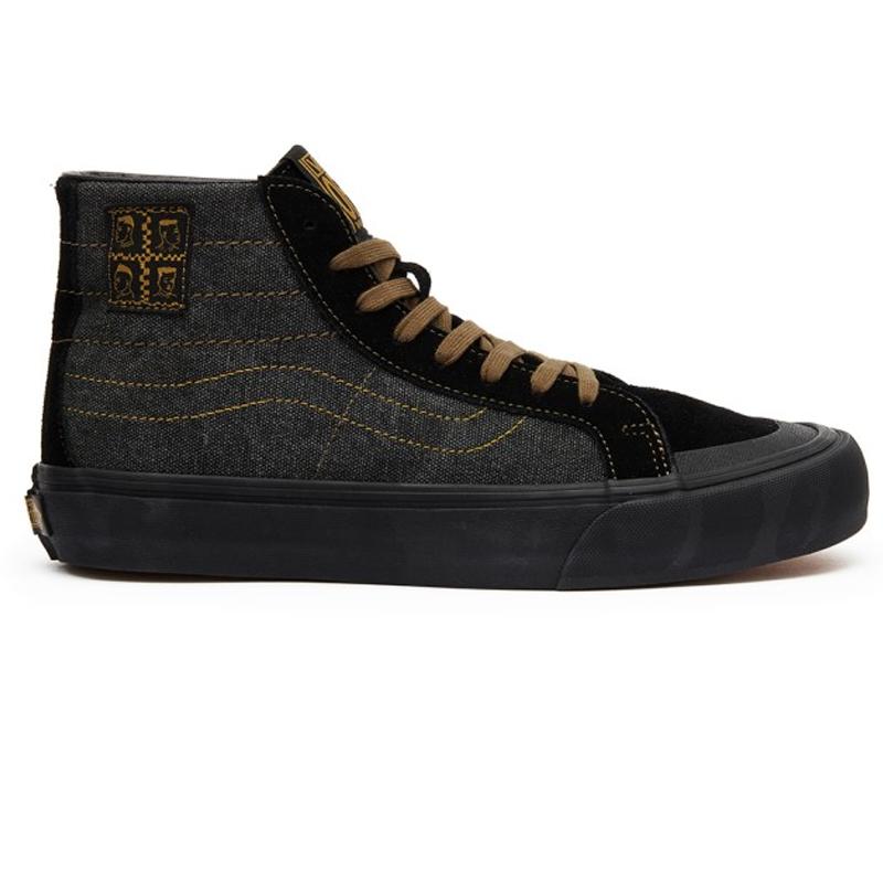 Vans Sk8-Hi 138 Decon (Michaelfebruary)Black/Military