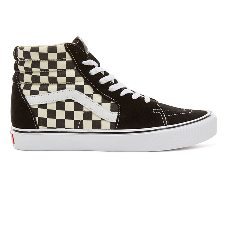 Vans Sk8-Hi Lite Checkerboard Black/White