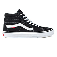 Vans Sk8 Hi Pro Black/White/Gum