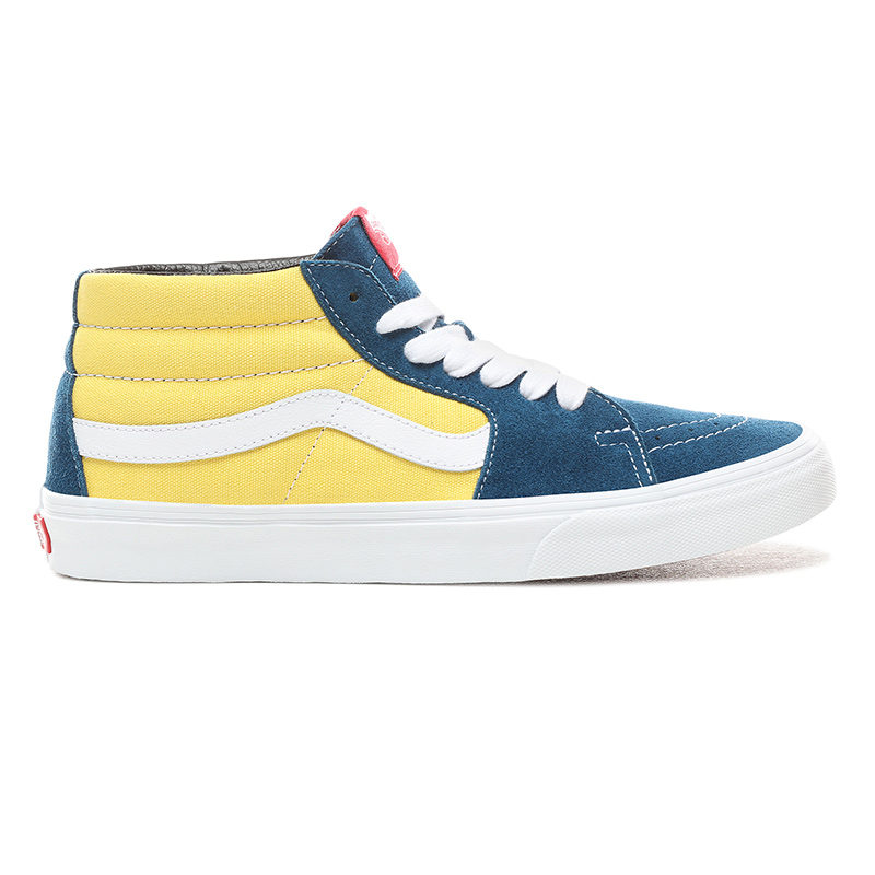 Vans Sk8-Mid Retro Skate Sailor Blue