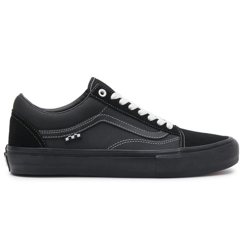 Vans Skate Old Skool 'Blackout Pack' Black