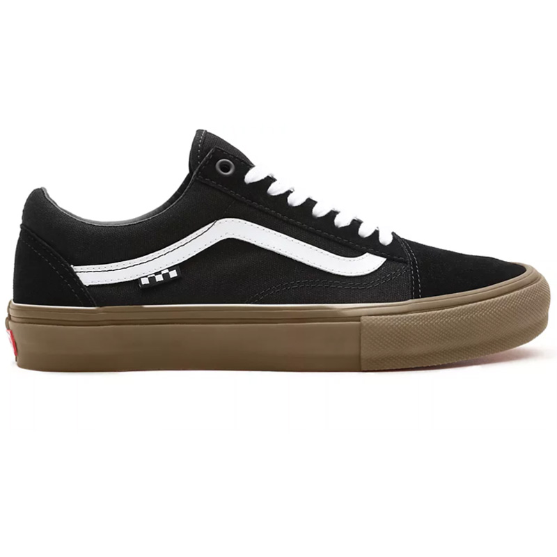 Vans Skate Old Skool Black/Gum