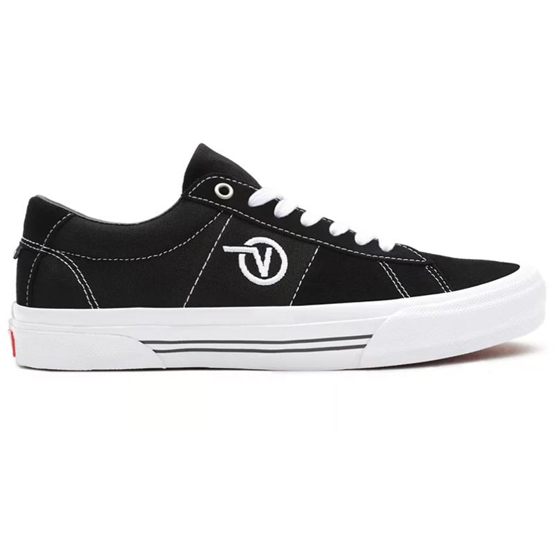 Vans Skate Sid Black/White