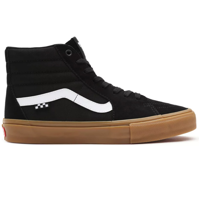 Vans Skate Sk8-Hi Black/Gum