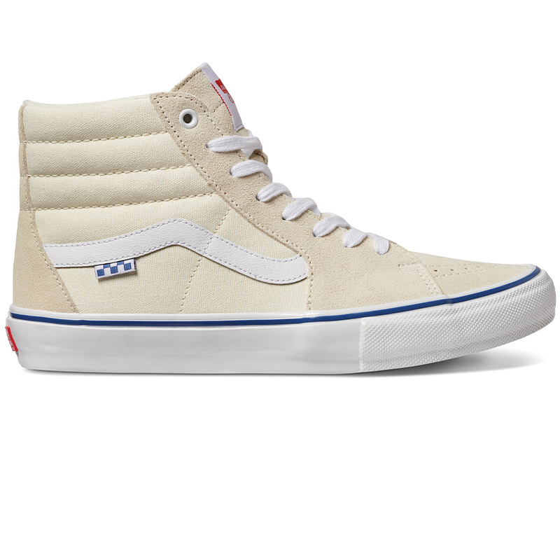 Vans Skate Sk8-Hi Off White