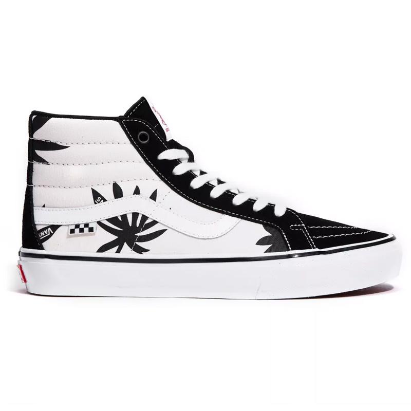 Vans Skate Sk8-Hi Reissue Grosso 88 Black/Palms