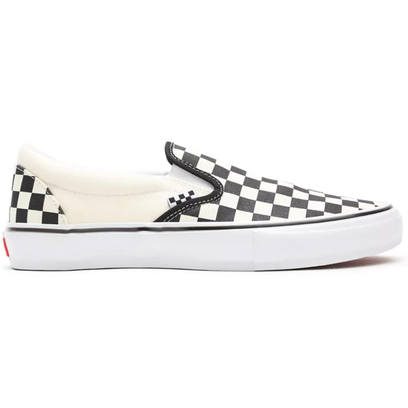 Vans Skate Slip-On Checkerboard Black/Off White