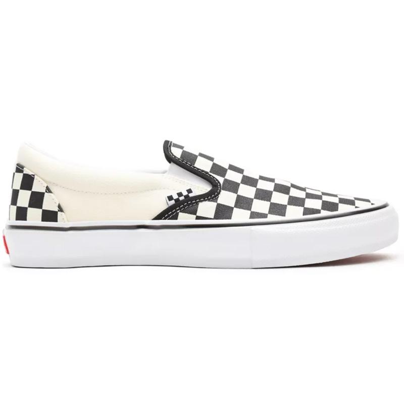 Vans Skate Slip-On Checkerboard Black/Off White