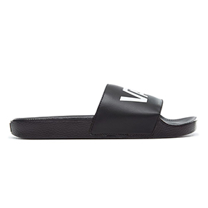 Vans Slide On Vans Black