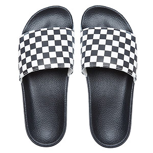 Vans Slide On Checkerboard