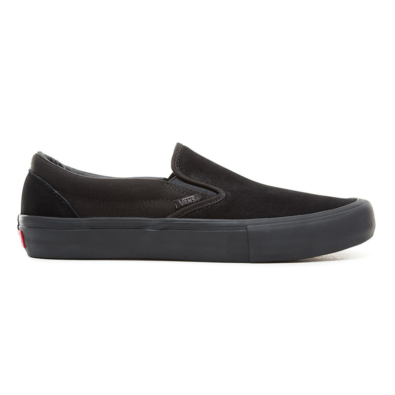Vans Slip-On Pro Blackout