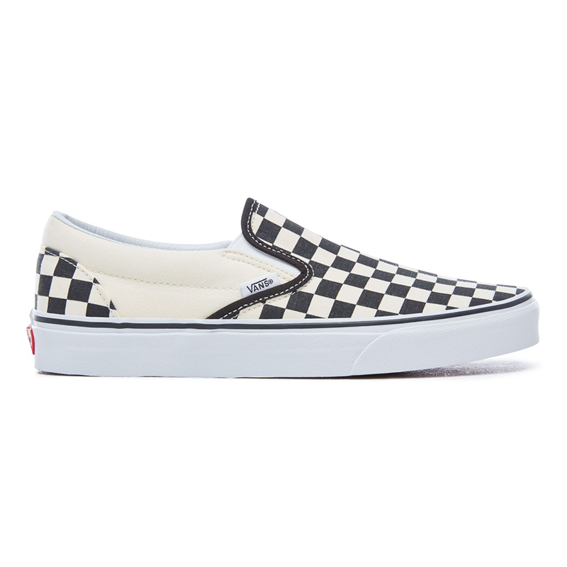 Vans Slip On Pro Checkerboard Black/White