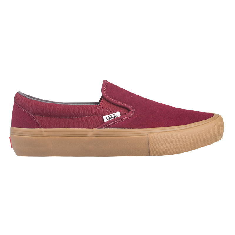 Vans Slip On Pro Port Royal/Gum