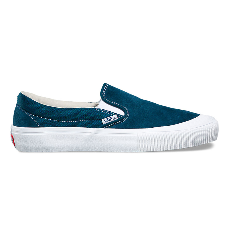 Vans Slip-On Pro Toe-Cap Reflecting Pond