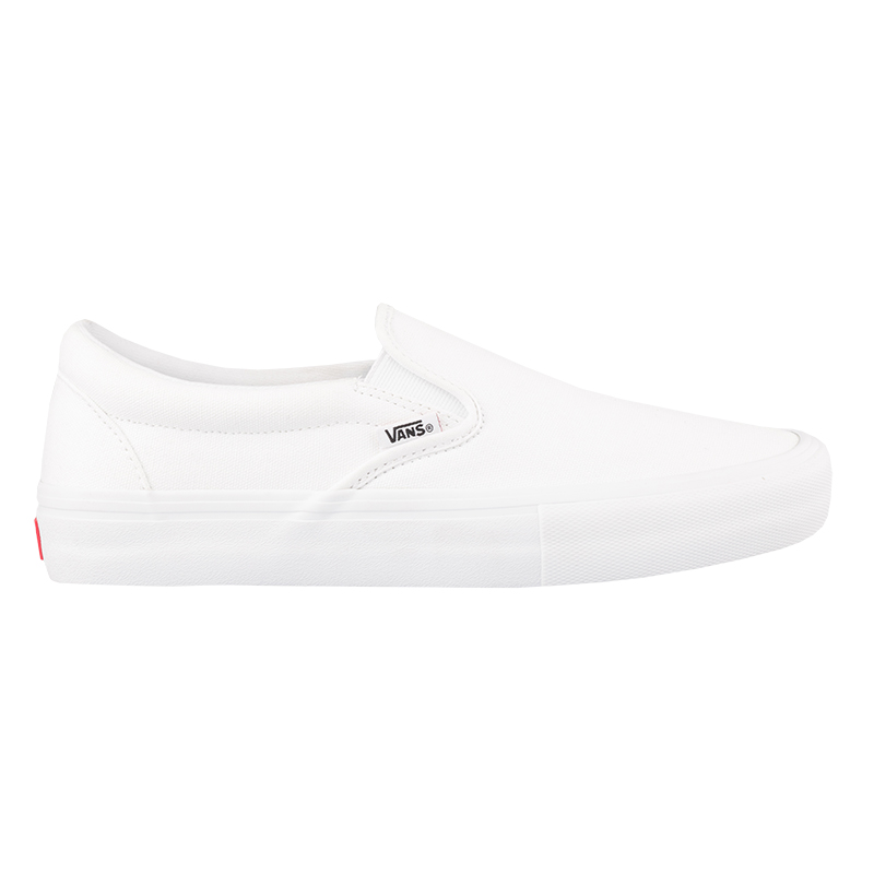 Vans Slip-On Pro White/White