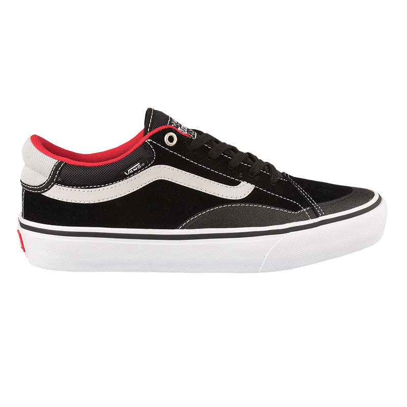 Vans Tnt Advanced Pro Black/White