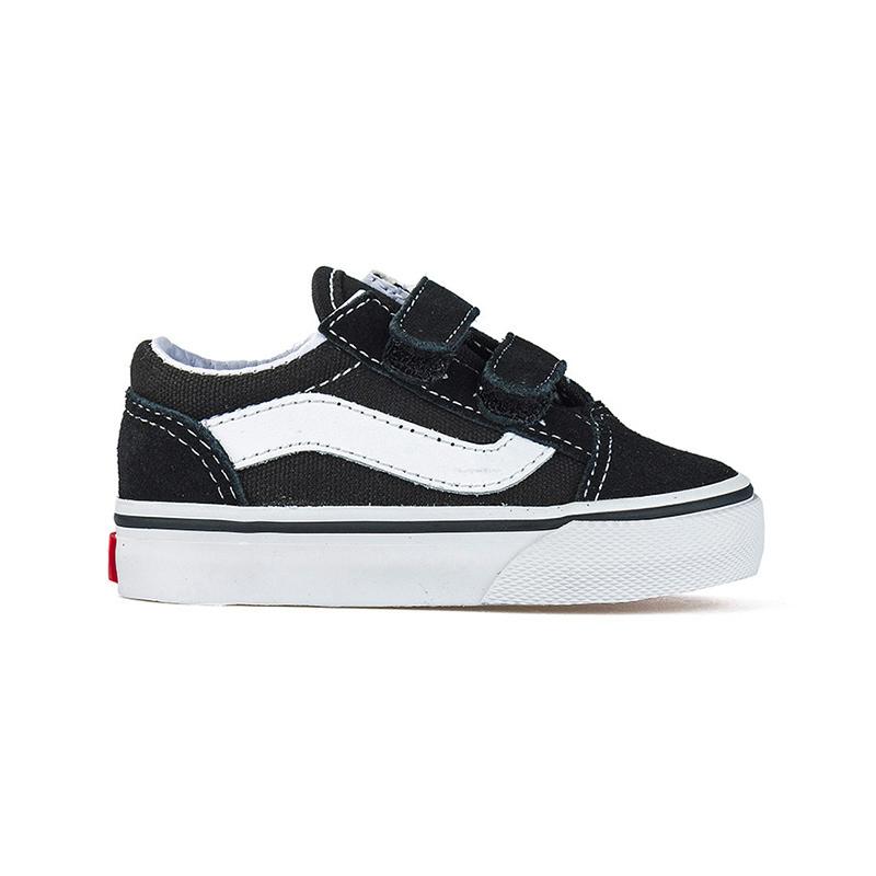 Vans Baby/Toddler Old Skool V Black