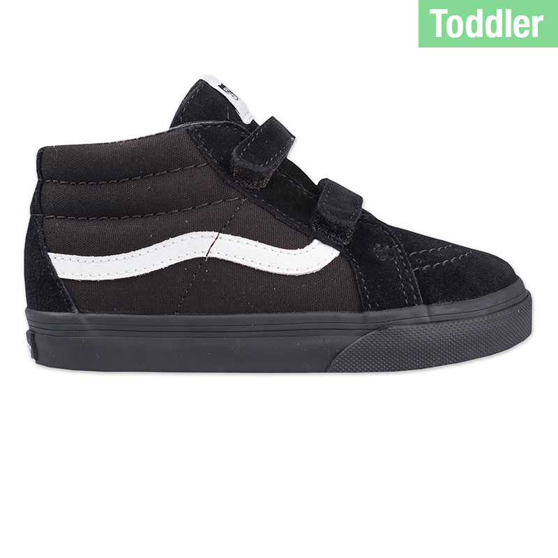 Vans Toddler Sk8-Mid Reissue V Canvas & Suede