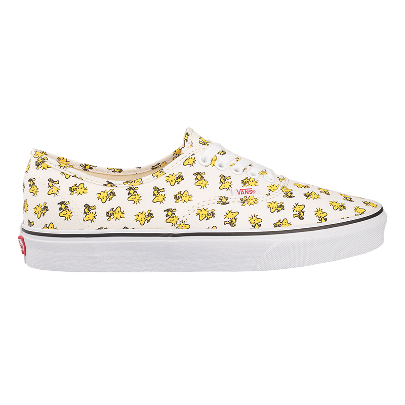 Vans X Peanuts Authentic Woodstock Bone