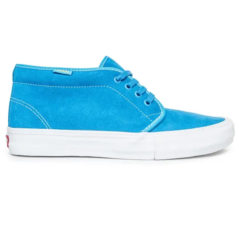 Vans X The Simpsons Chukka Pro Blue