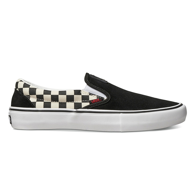 Vans X Thrasher Slip-On Pro Thrasher Black/Checkerboard