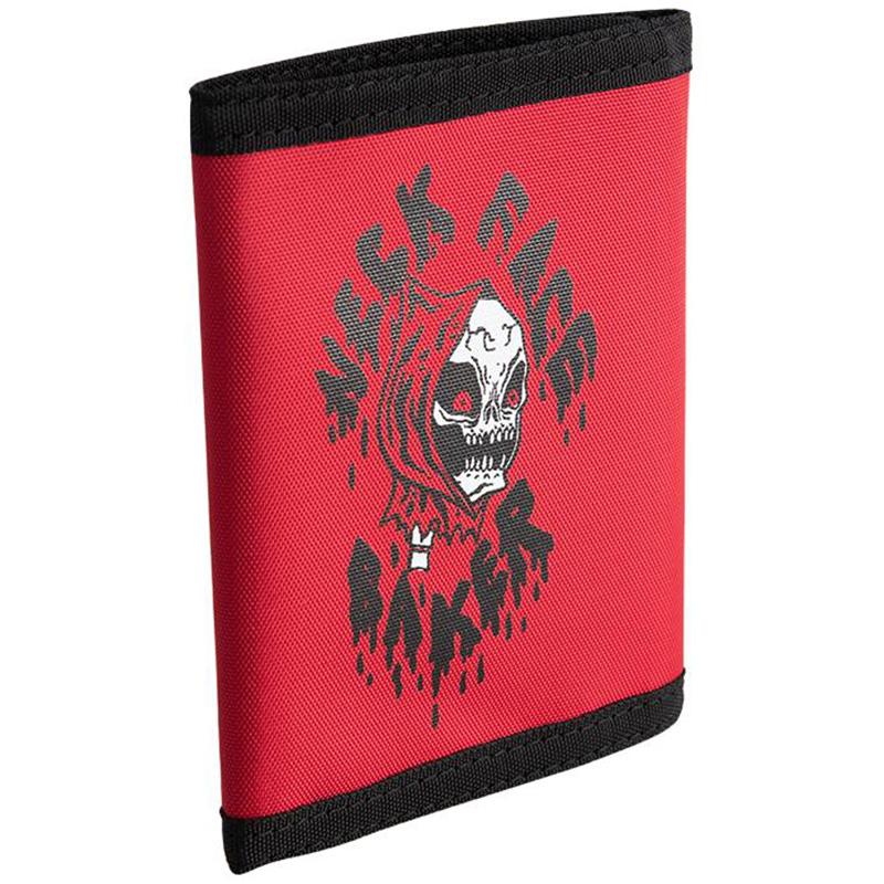Baker Wizardry Wallet Red