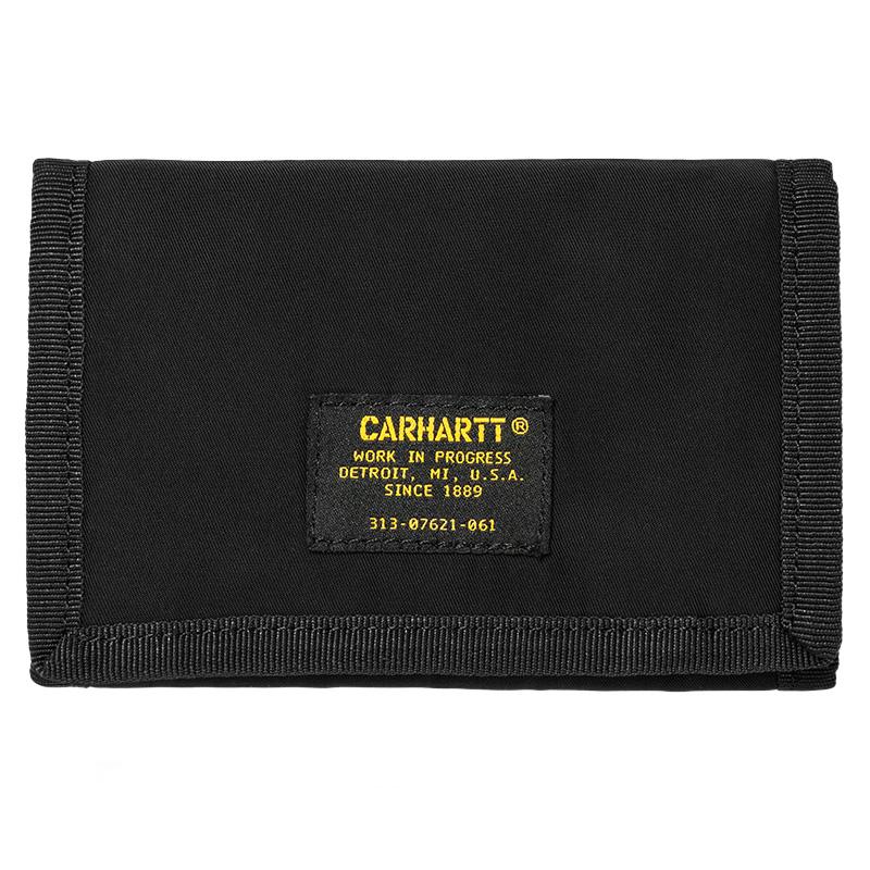 Carhartt Ashton Wallet Black